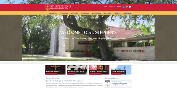 www.ststephenscoconutgrove.org: St. Stephens Episcopal Church, Coconut Grove